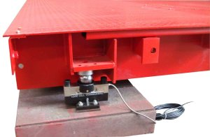 load cell maintenance for weighbridges
